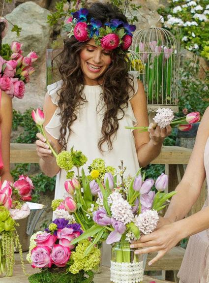 Flower Design Classes in Westlake Village